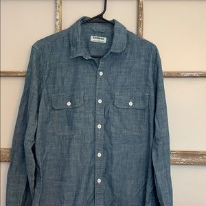 Express Button down Worn Once